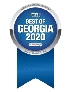 Best of Georgia 2020 Badge