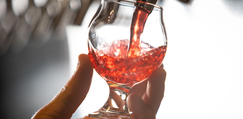 Filling a Glass