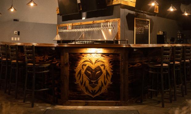 Shezmu Cellars Counter